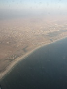 Salalah from the air.