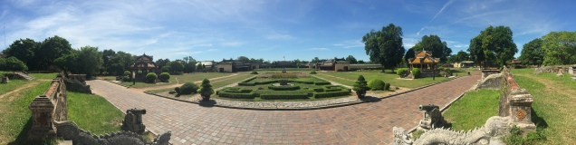 Restored Gardens of the Forbidden City